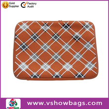 China manufacture promotion multi-function neoprene laptop bag; waterproof laptop sleeve for promotion