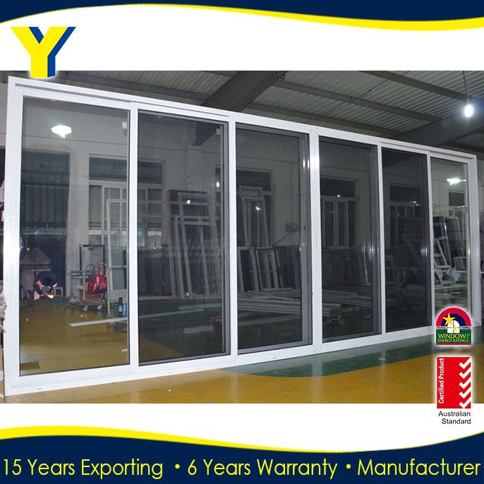 Sliding Doors Triple Sliding Doors Exterior Commercial Glass Door