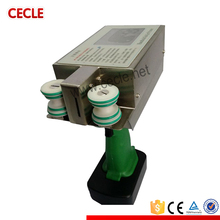 HU-360 hand operated coder machine