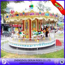 carousel kiddie rides animal ride on toy