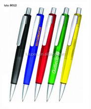 Bic round stic ice Pens magnetic floating Ballpoint Pen refills (Lu-8012)