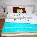 textil ropa de cama conjunto de espuma de memoria resortes para colchón