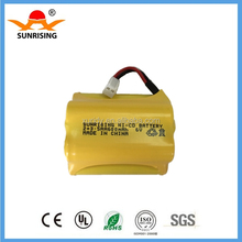 Ni-cd Aa 600mah 6v Rechargeable Battery Pack