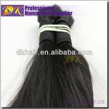 Natural hair Remy human hair halloween fake hair
