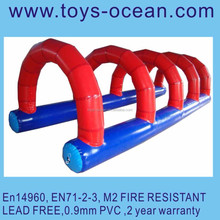 Inflatable water game inflatable water pool toys swimming pool toys