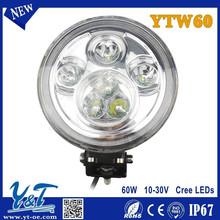 Led headlight 60w led daytime running light for truck 12V daytime running led headlight for mini cooper