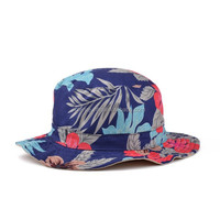 All Over Floral Print Custom-made Bucket Hats Wholesale