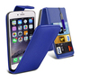 pu leather cover flip case for ipod touch 6 Cheap price new arrival leather Mix colors