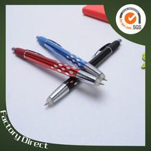 roller erasable metal ball pen(X-8818)