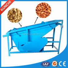 Commercial high efficiency almond/hazelnut/walnut nut and shell seperator / nut sheller with low price