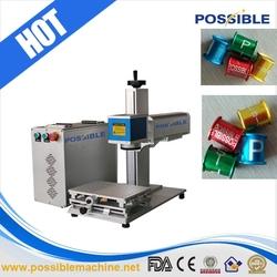 Mini type China Jinan Possible brand low cost plastic dog ear tags marking machine