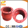Flexible China Manufacture Corrugated Expansion Joint with Flange Coupling