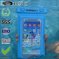 6.0-6.5 inch waterproof case for samsung galaxy note 3 neo with string