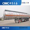 cimc fuel tanker trailers acid tankers trailers folding aluminum trailer