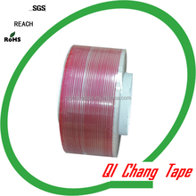 13mm Bopp sealing tape for LDPE grey plastic mailing bags with no printing