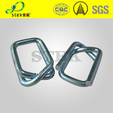 PET composite cord Strap and galvanized wire buckles