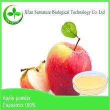 100% naturel organique apple extracteur de jus