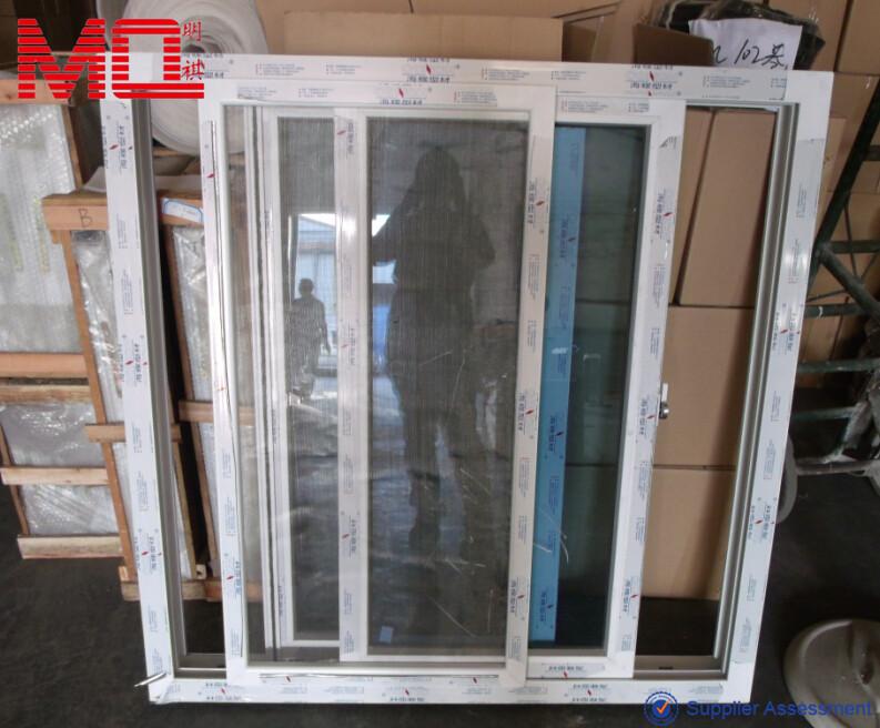 Mosquito net included upvc window designs simple view - Mosquito net door designs ...