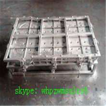 plastic medical backboard injection mould