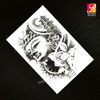 /product-gs/buddha-designs-temporary-tattoos-for-men-custom-temorary-sticker-china-ad093-60377473883.html