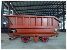 drop-bottom mining car used in mines by China supplier