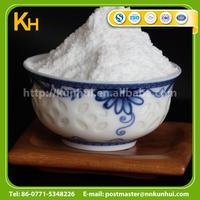 White powder food grade corn flour starch