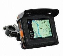 waterproof motorcycle gps navigator for vehicle gps tracking, listen in, cut oil/ restore and gps fuel monitoring!