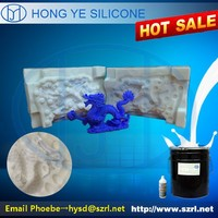 Poly Resin Molds silicone rubber
