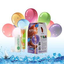 profesional natural orgánica del tinte del pelo los fabricantes de cosméticos