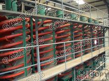 Anti rouille rutile et titane minerai concentré équipement à vendre