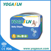 OEM Disposable Made in China baby Diaper Manufacturer