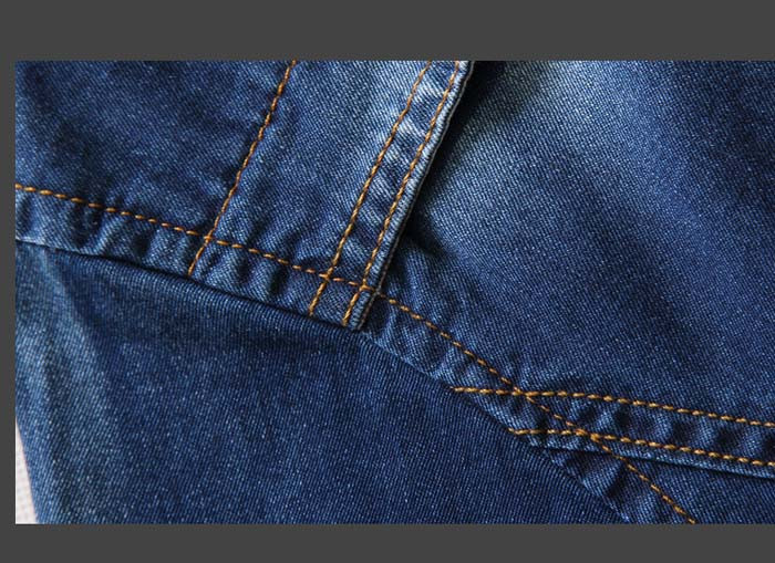 men short sleeve shirt detail 2