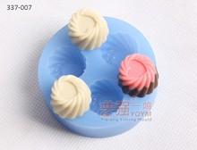 fondant cupcake decorations tools,silicone cake ice cream mold,fondant sugar craft tools