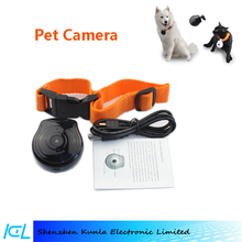 Digital Pet Collar Cam Camera DVR Video Recorder Monitor For Dog Cat Puppy