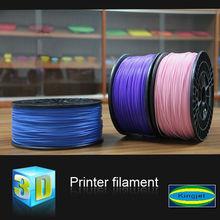 Hecho en China, venta caliente! Nueva llegada! abs filament printers 3 d for 3D printer