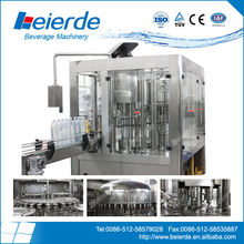 2000 Cans per hour Carbonated beverage can filling machine