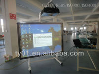 finger control electronic whiteboards infrared smart boards