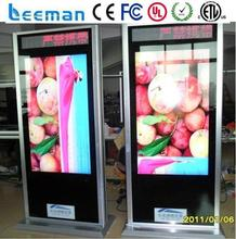 lcd touchscreen monitor with built in computer Leeman P2 SMD professional lcd player