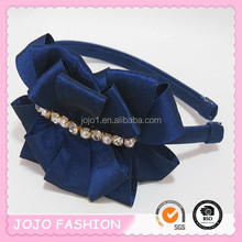 2015 new arrival factory direct tiara bowknot hair band for little girls wholesale