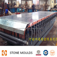 FRP Grating Machine Size 1220X3660X25mm