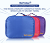 2015 High Quality hanging toiletry bag