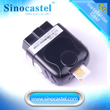 2G GSM frequency OBD small gps transmitter tracker