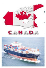international sea freight shipping from china to montreal/canada