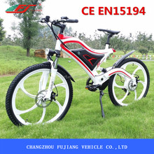 36v 250w motor electric bike adult electric quad bike with CE EN15194