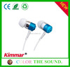 Hands-Free Stereo Earphones Deep Bass headphone and customised colourful design