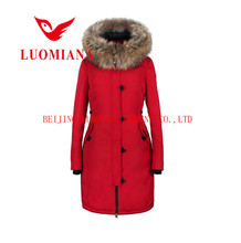 2015 popular jacket for winter overall with fur coats wholesale fashion dresses F15W-074