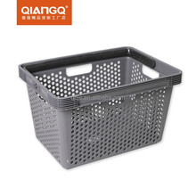 one handle plastic shopping basket