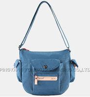 women nylon polyester waterproof sling bag ladies sling bag women sling bags