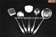 6Pcs Kitchen ware/ Stainless Steel Kitchenware