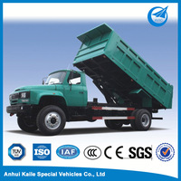 3 Axle 6 Wheel Capacity Dump Truck For Sale